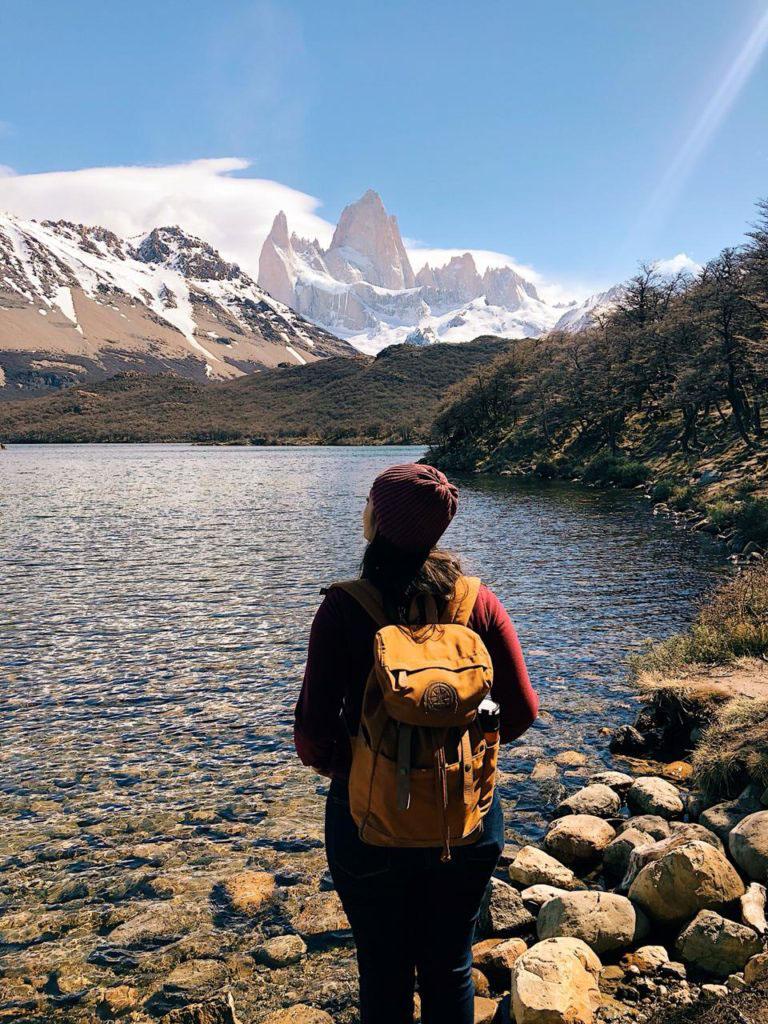 EL CHALTEN CHILE. QUALIBET