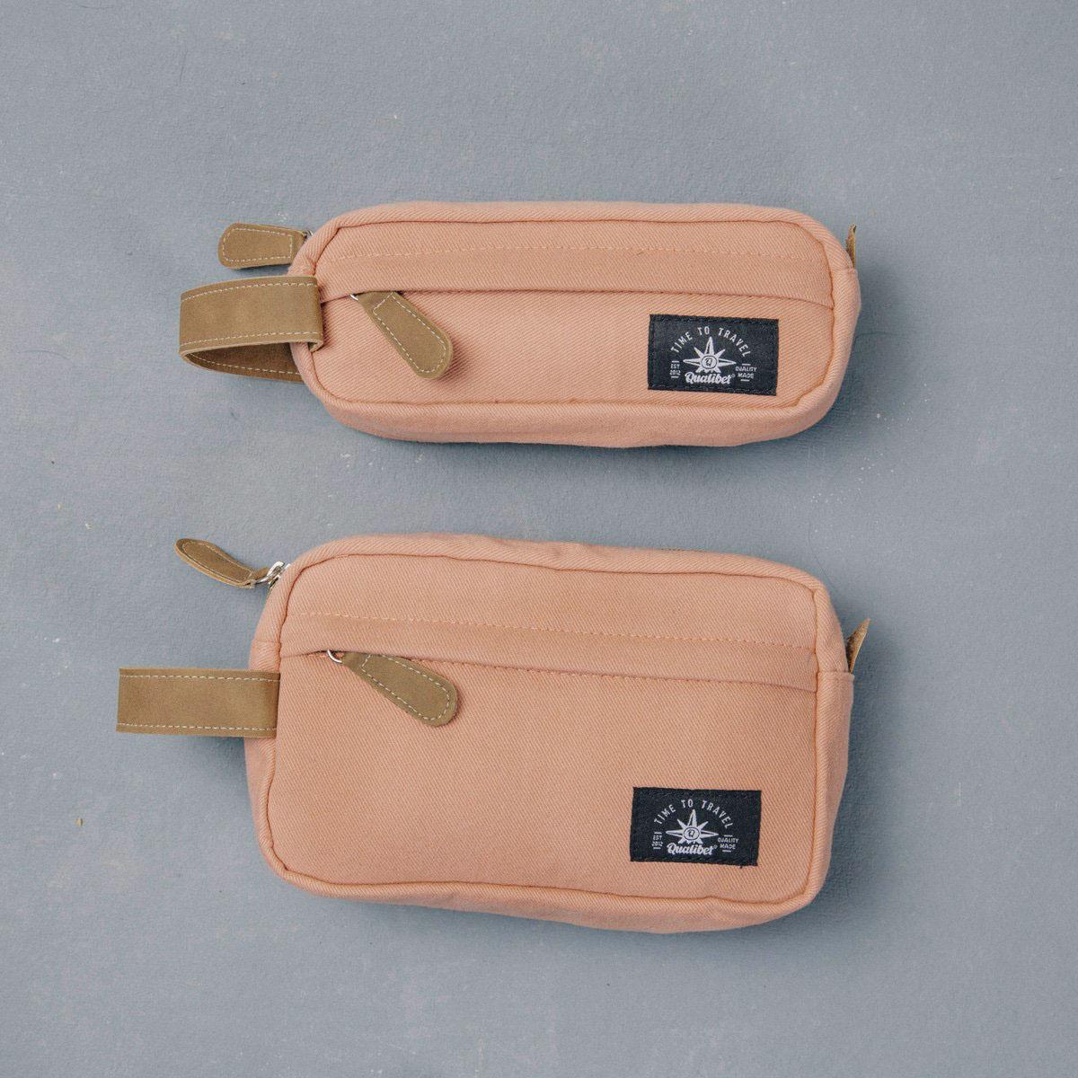 Travel Case Kit Coral