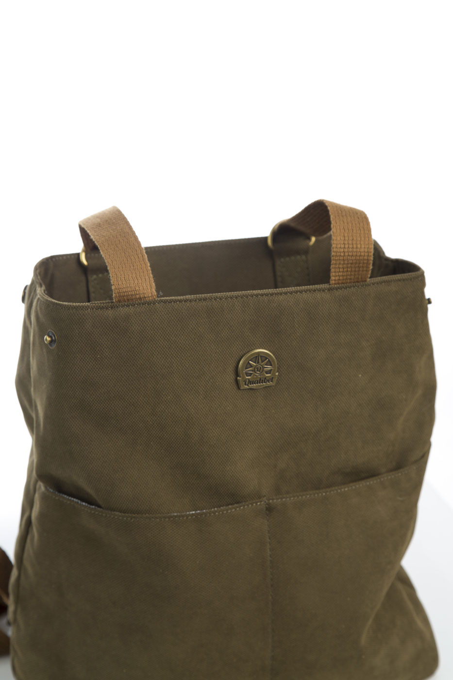 Elemental Bag Vegan (Green)