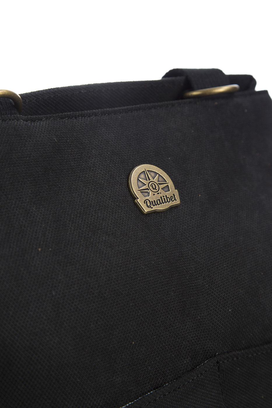 Elemental Bag Vegan (Black)