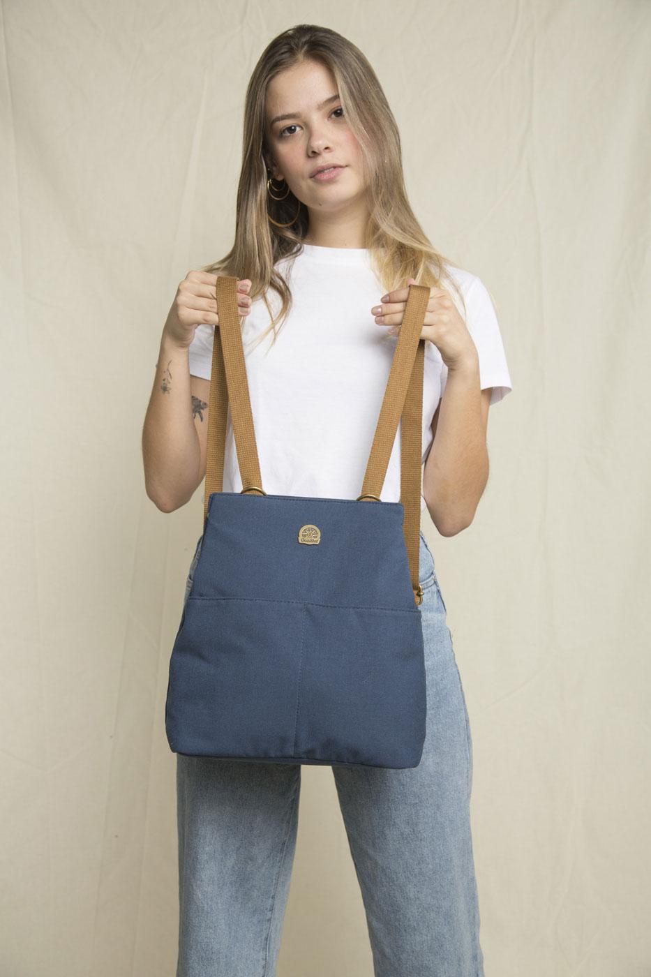 Elemental Bag Vegan (Navy)