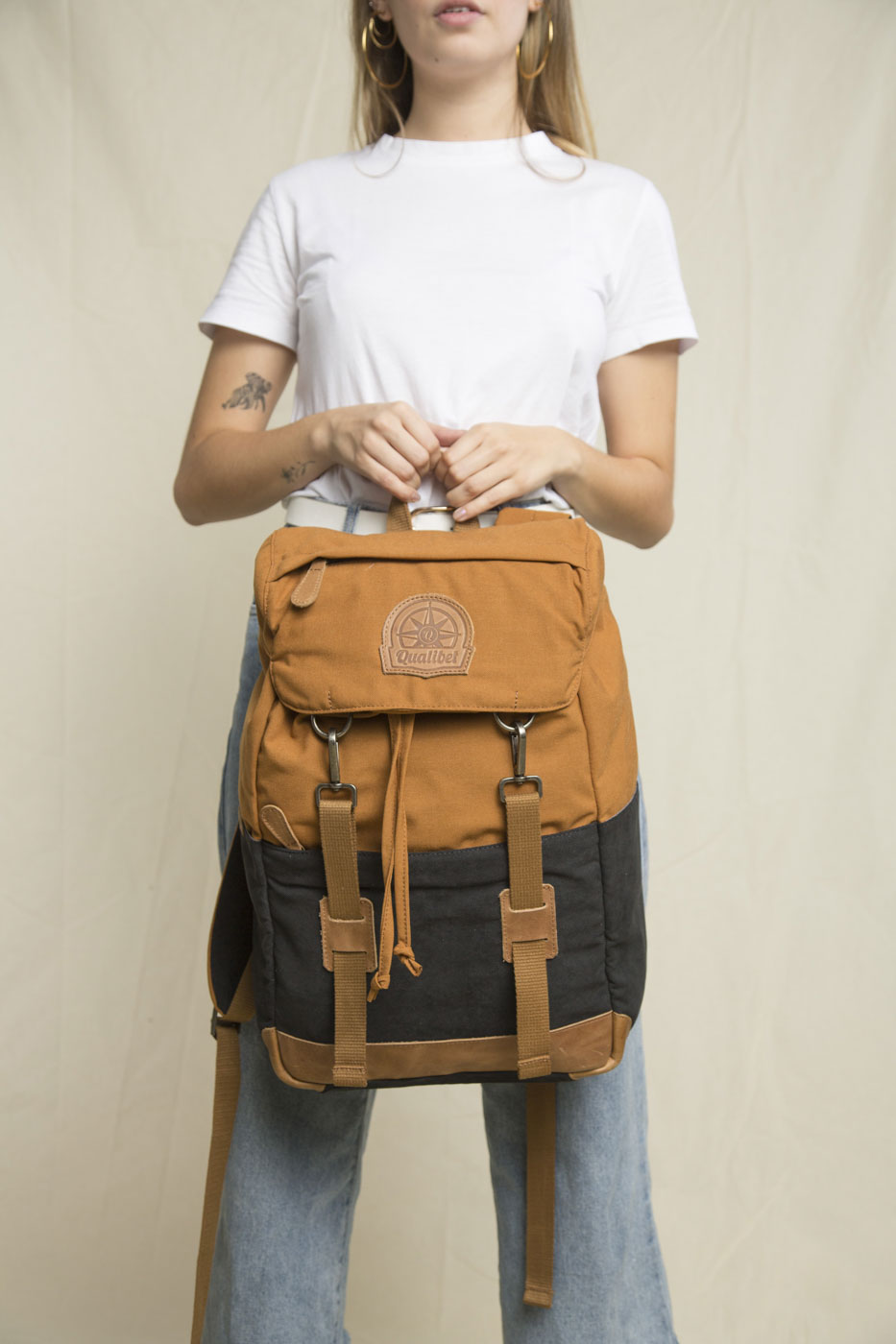 Ride Backpack Brown