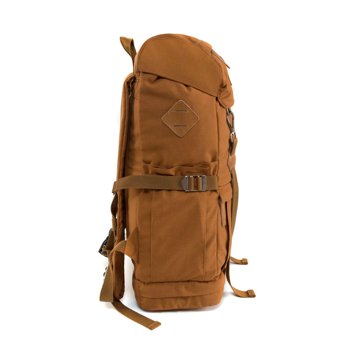 Camp Backpack Brown