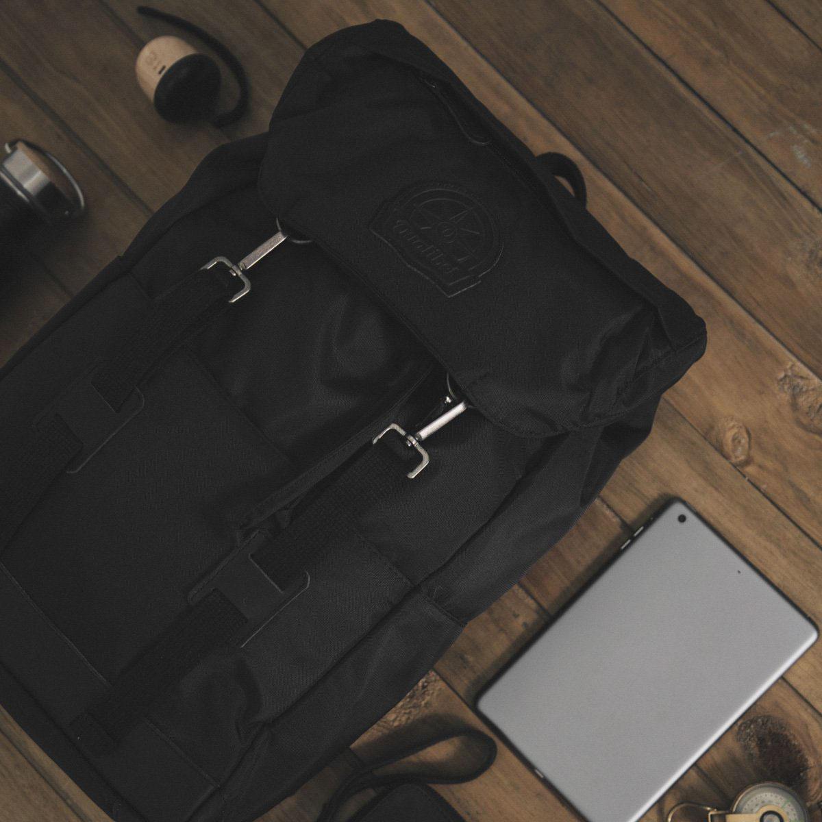 Ride Backpack  Premium Black