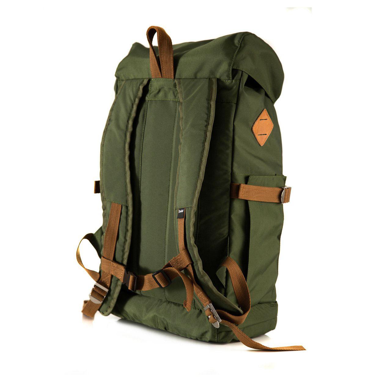 Camp Backpack Green