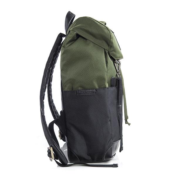 Ride Backpack Dual Green