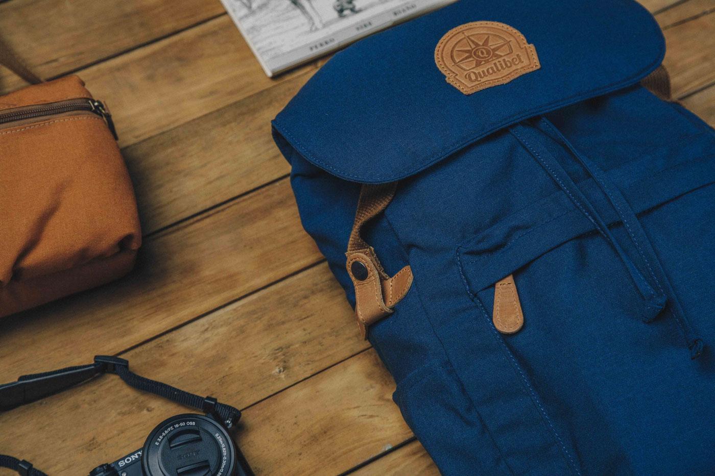Street Backpack Navy