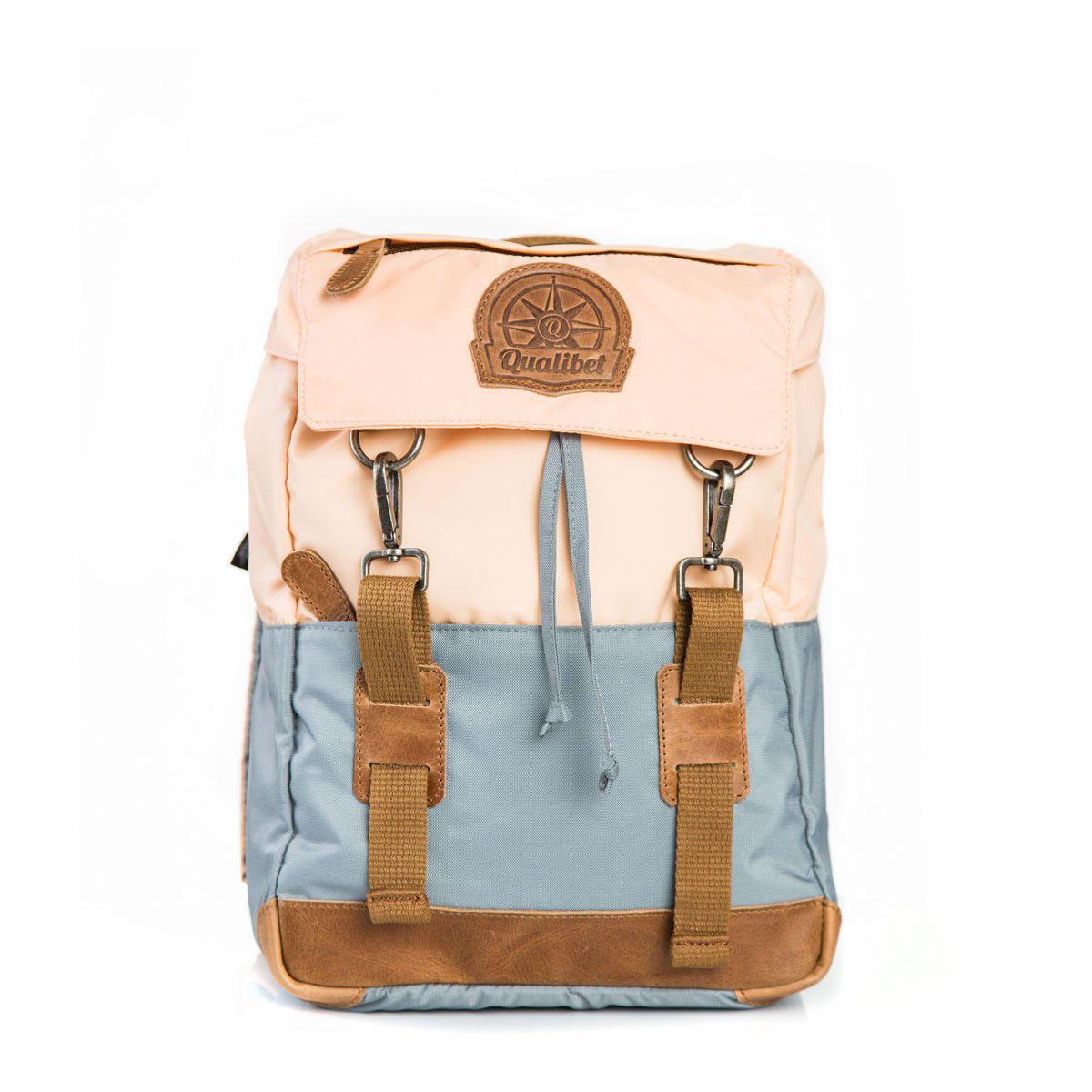 Ride Backpack (Mini) Dual Pink