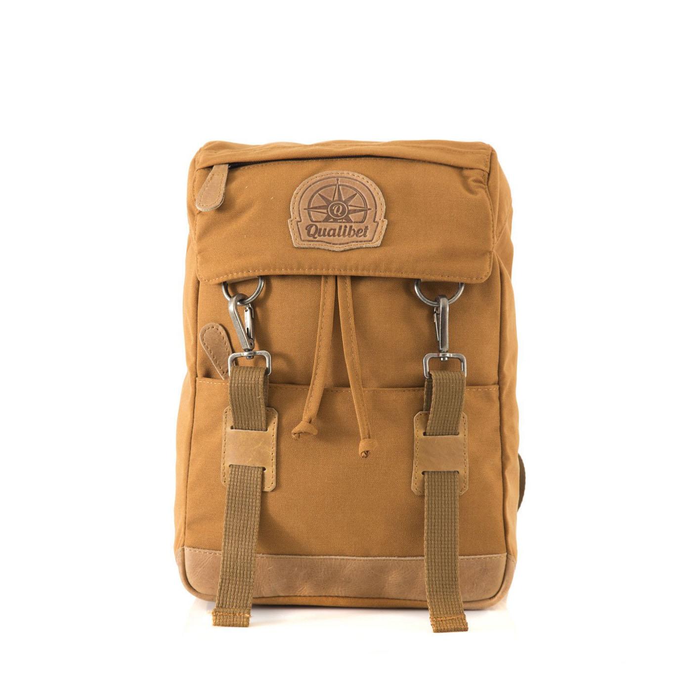Ride Backpack Mini Brown