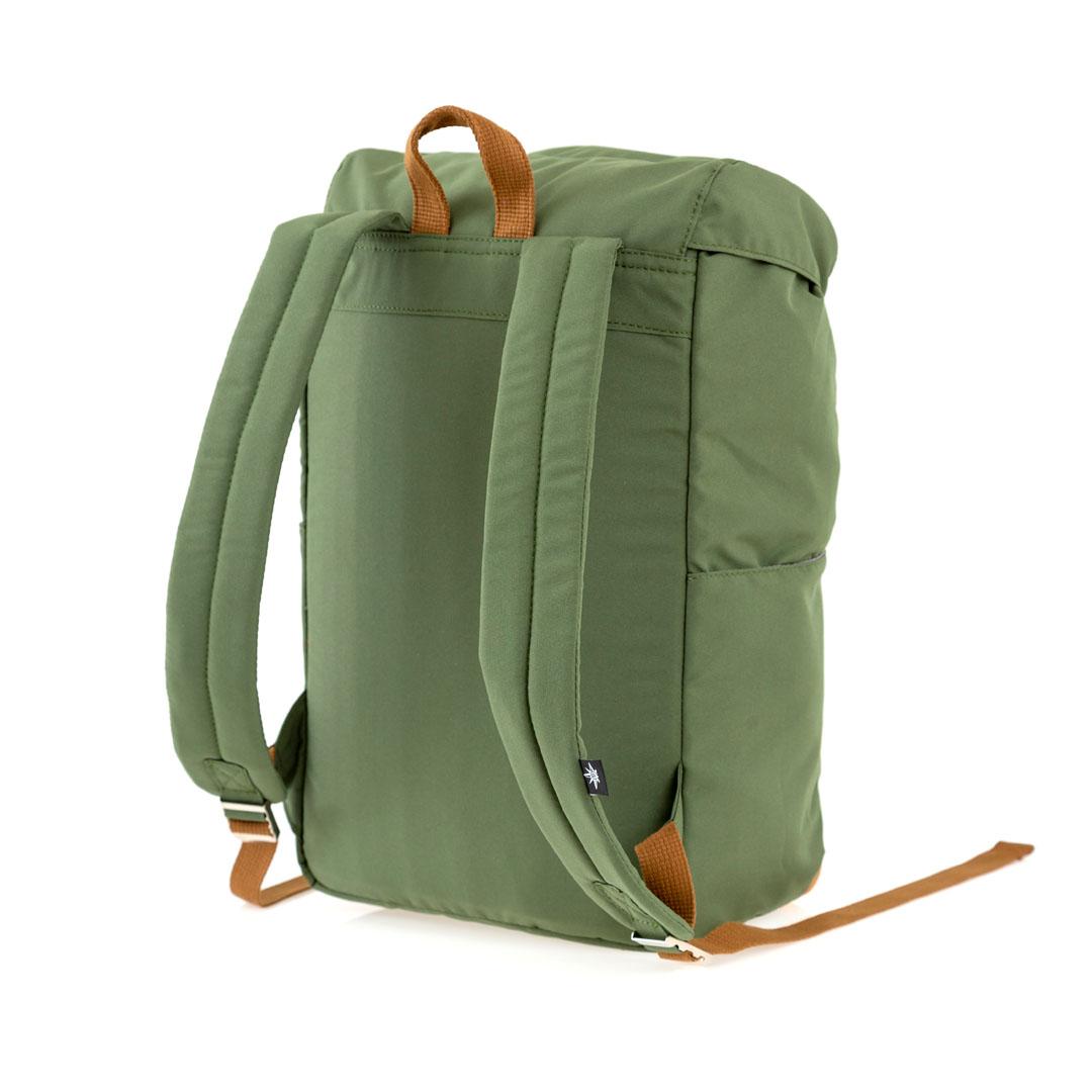 Ride Backpack Premium Green