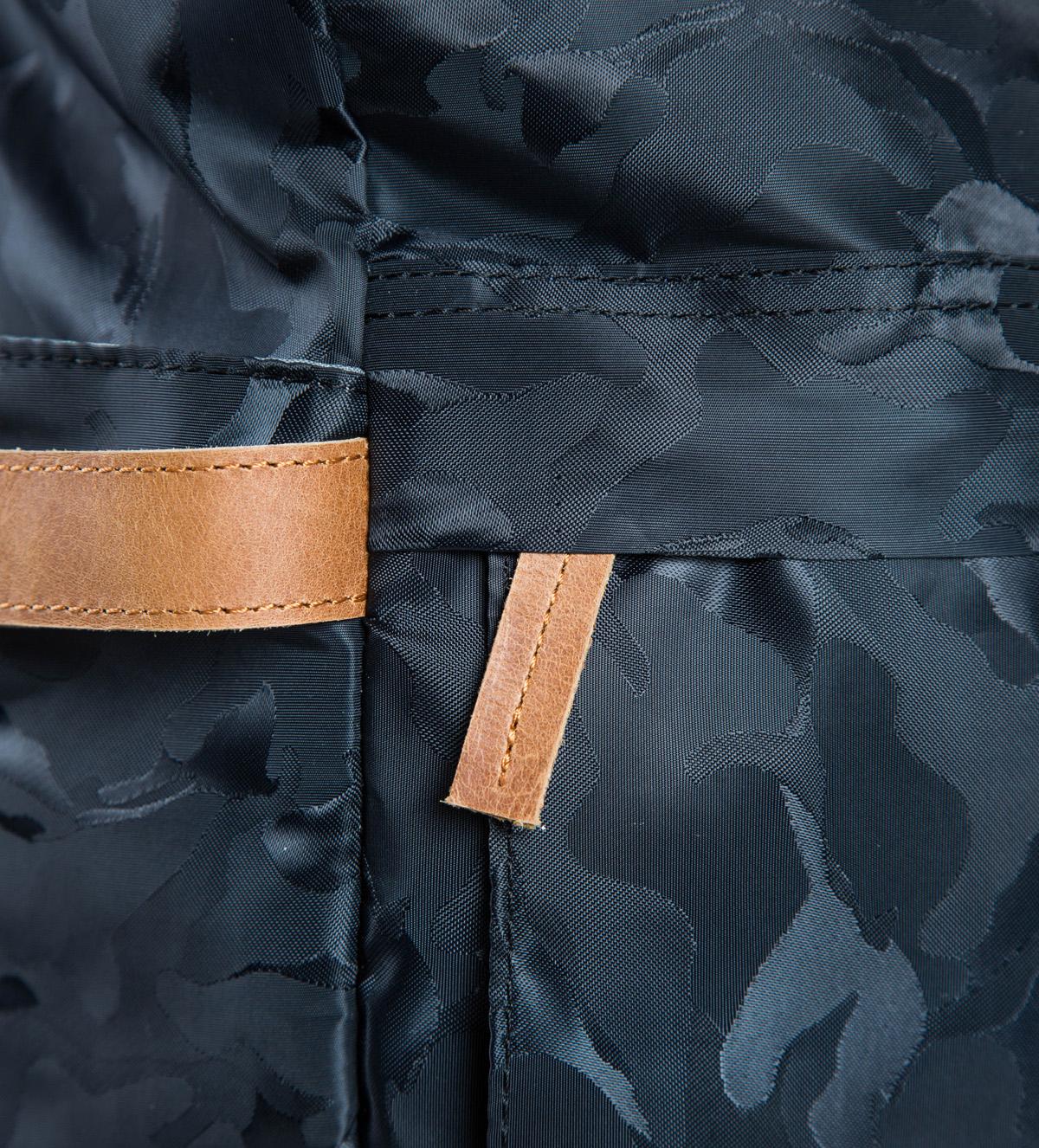 Biker Backpack Camo (Dark)