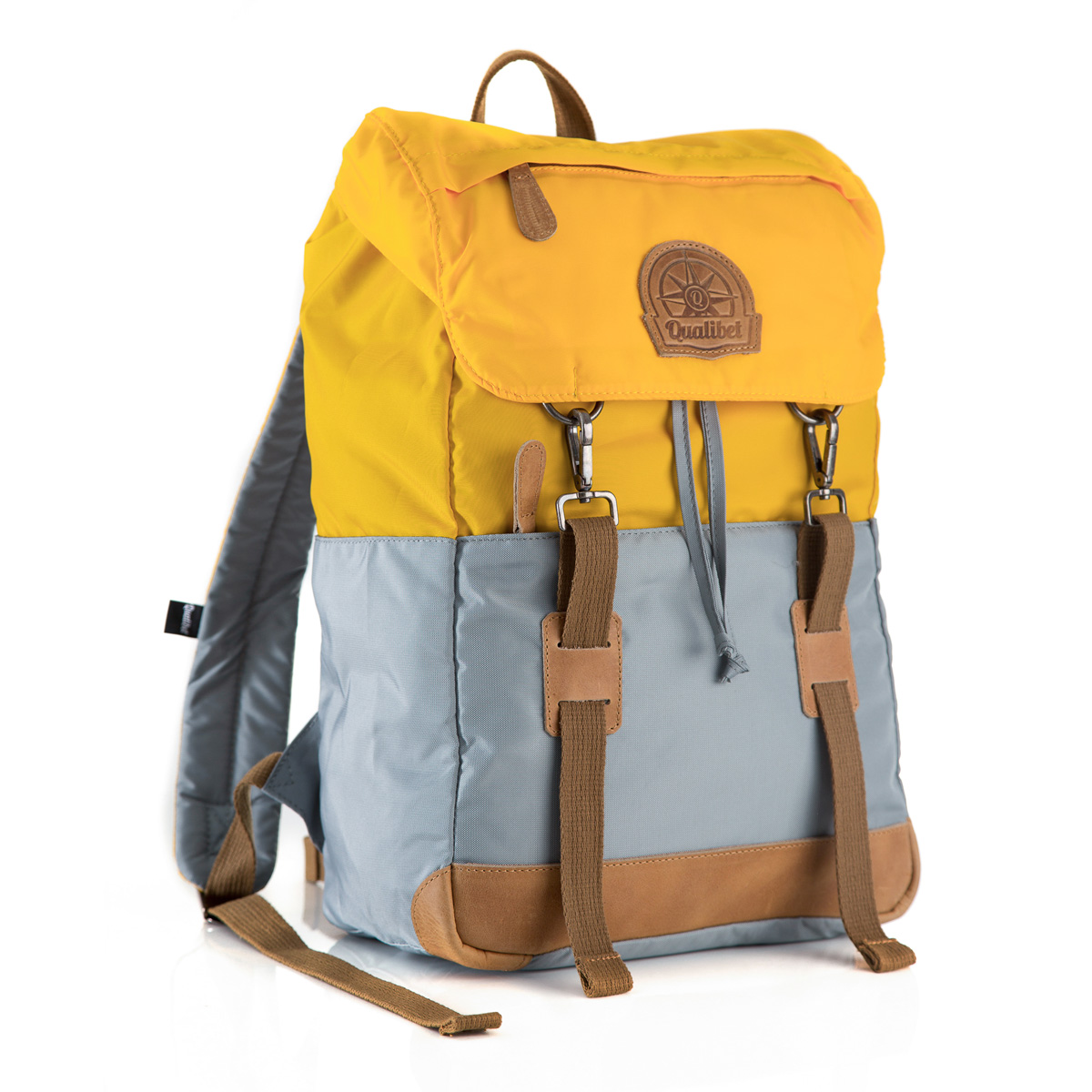 Ride Backpack Dual Mostaza