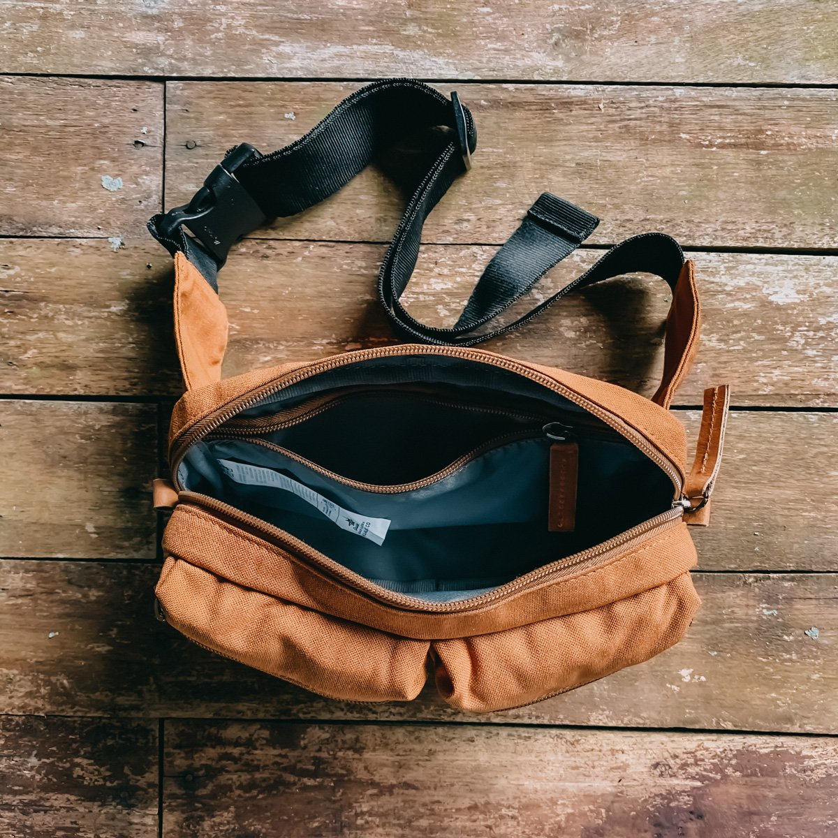 Hip Pack Brown