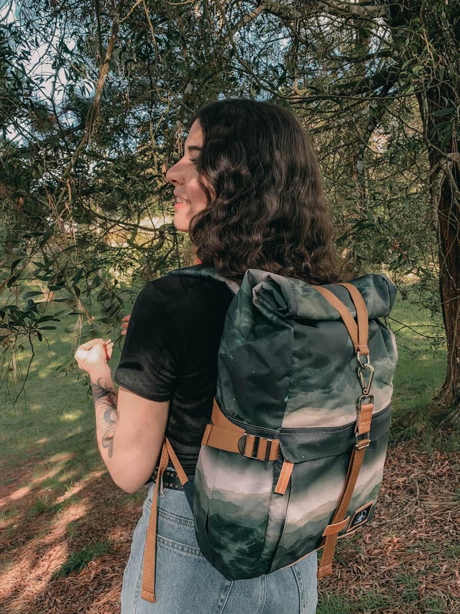 Biker Backpack Montañas