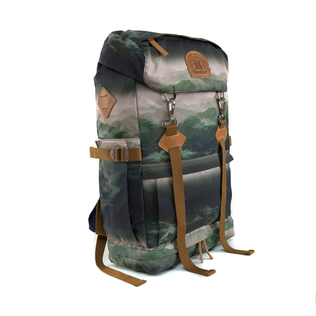 Camp Backpack Montañas