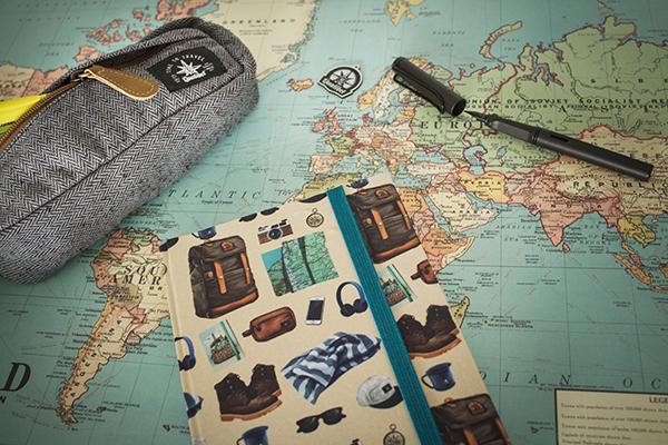 Libreta de viaje