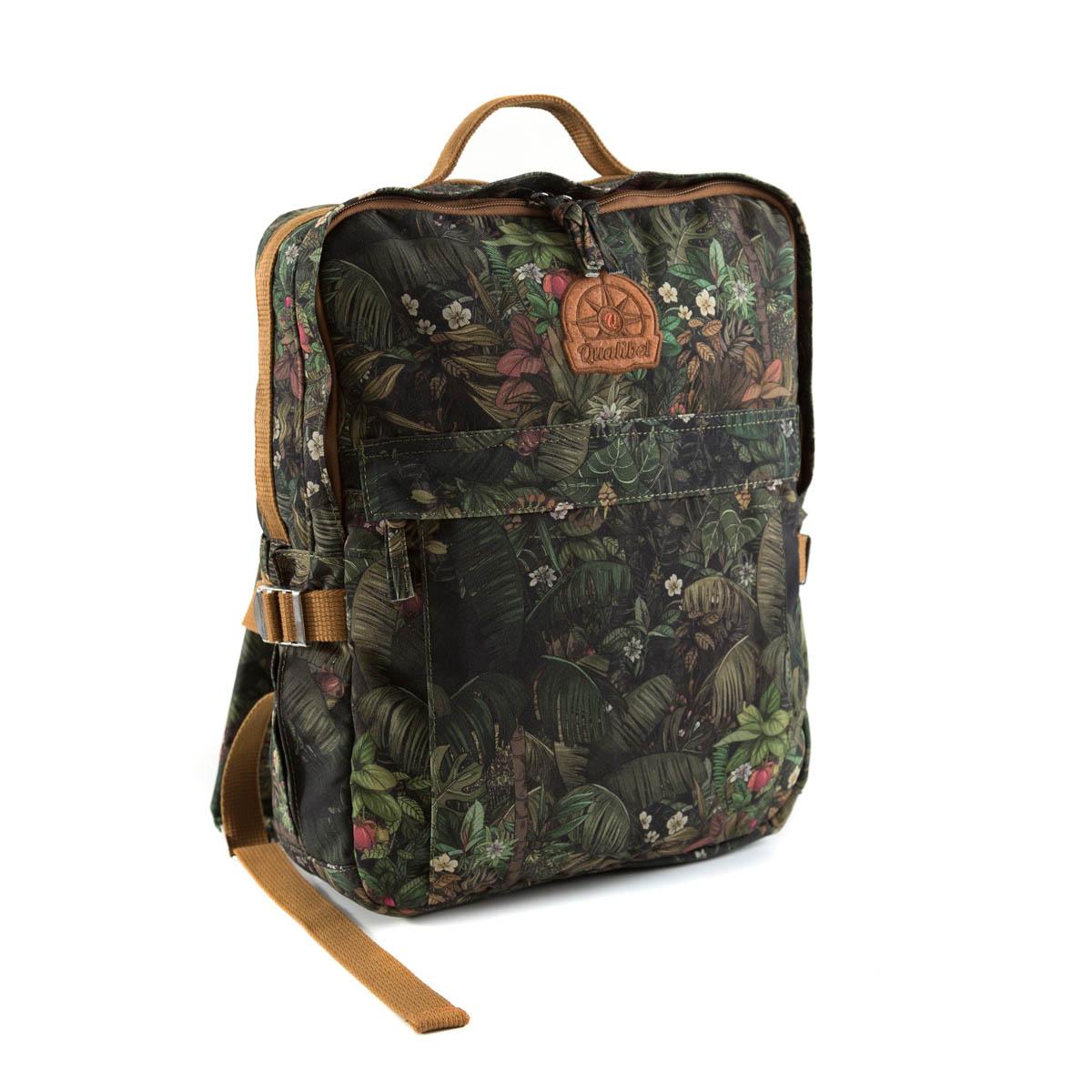 Square Backpack Amazonas (Vegan)