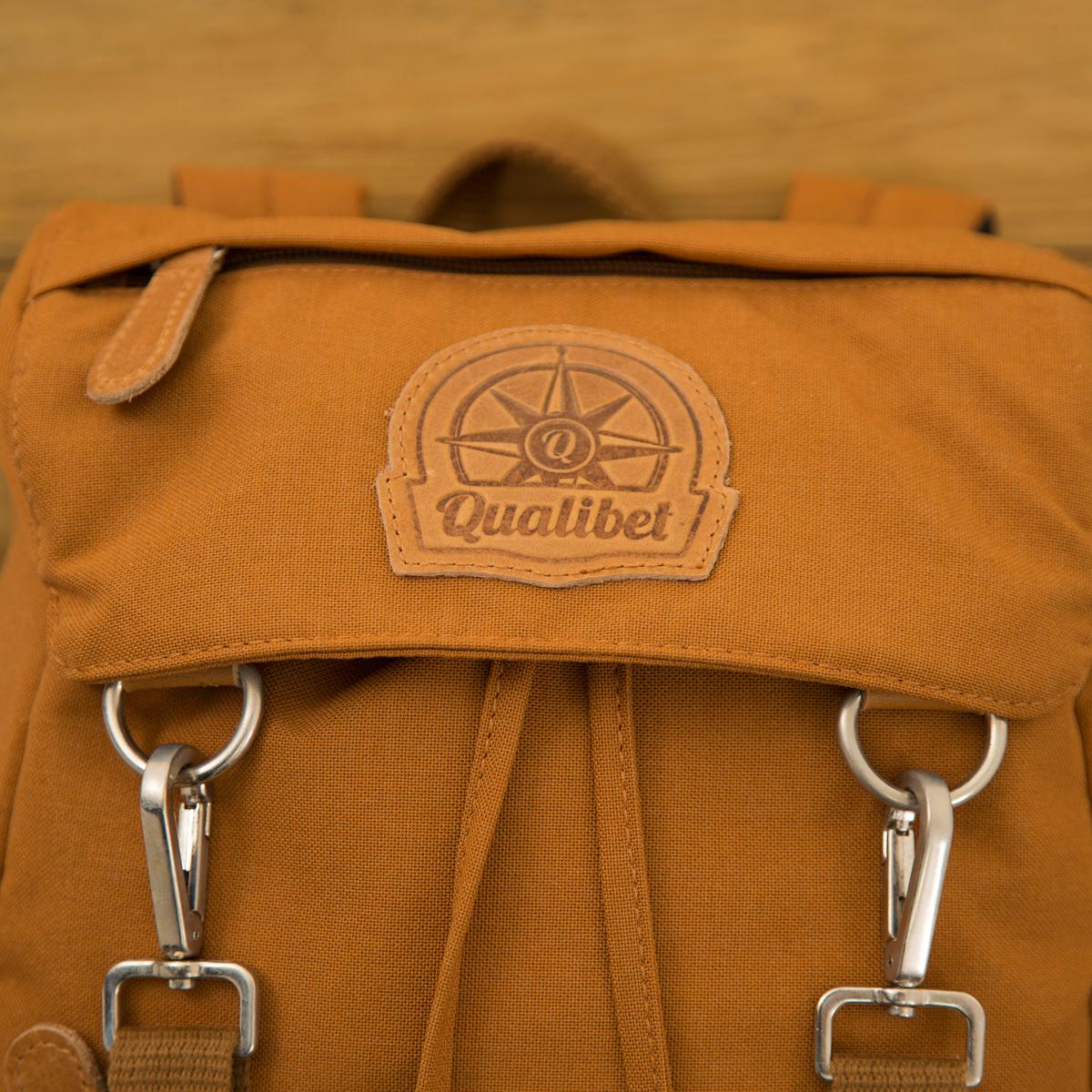 Ride Backpack Mini Dual Brown