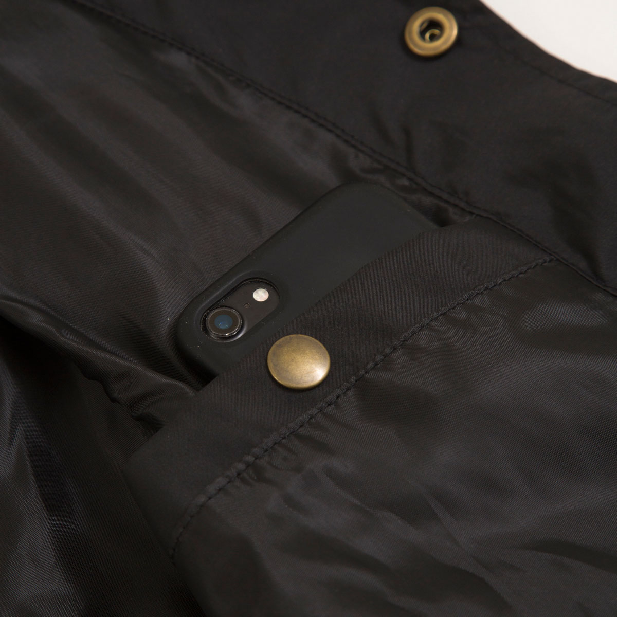 QUALIBET URB JACKET (BLACK)