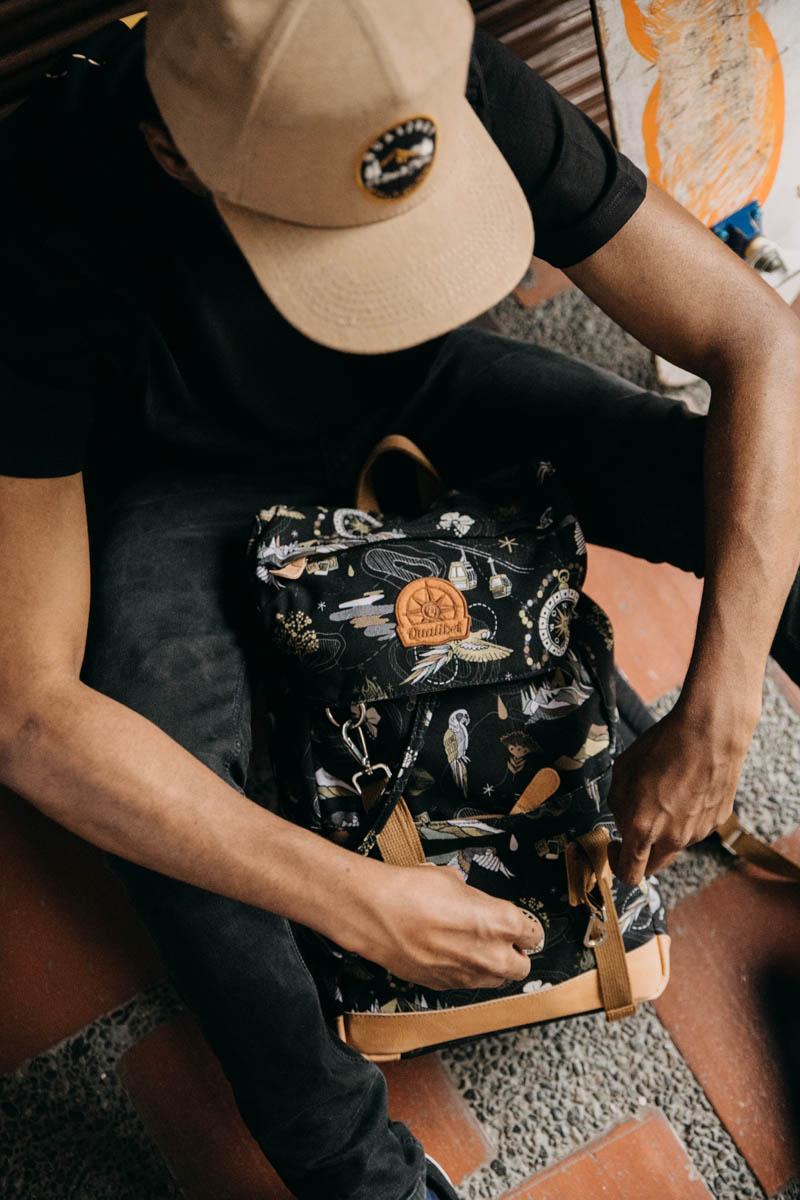 Ride Backpack MDE