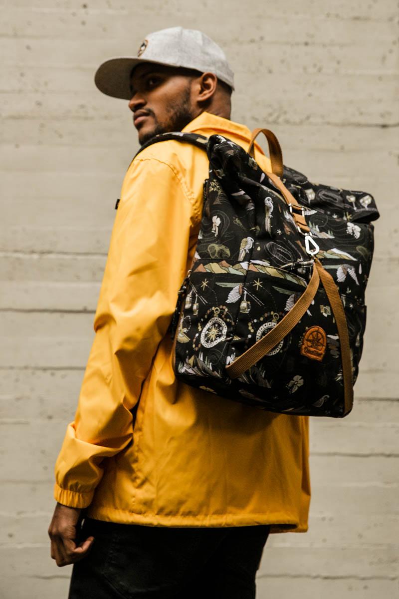 Rolltop Backpack MDE