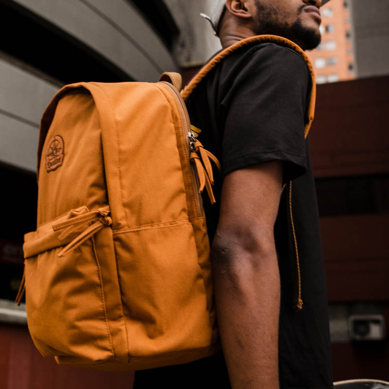 Classic Bckpack Brown