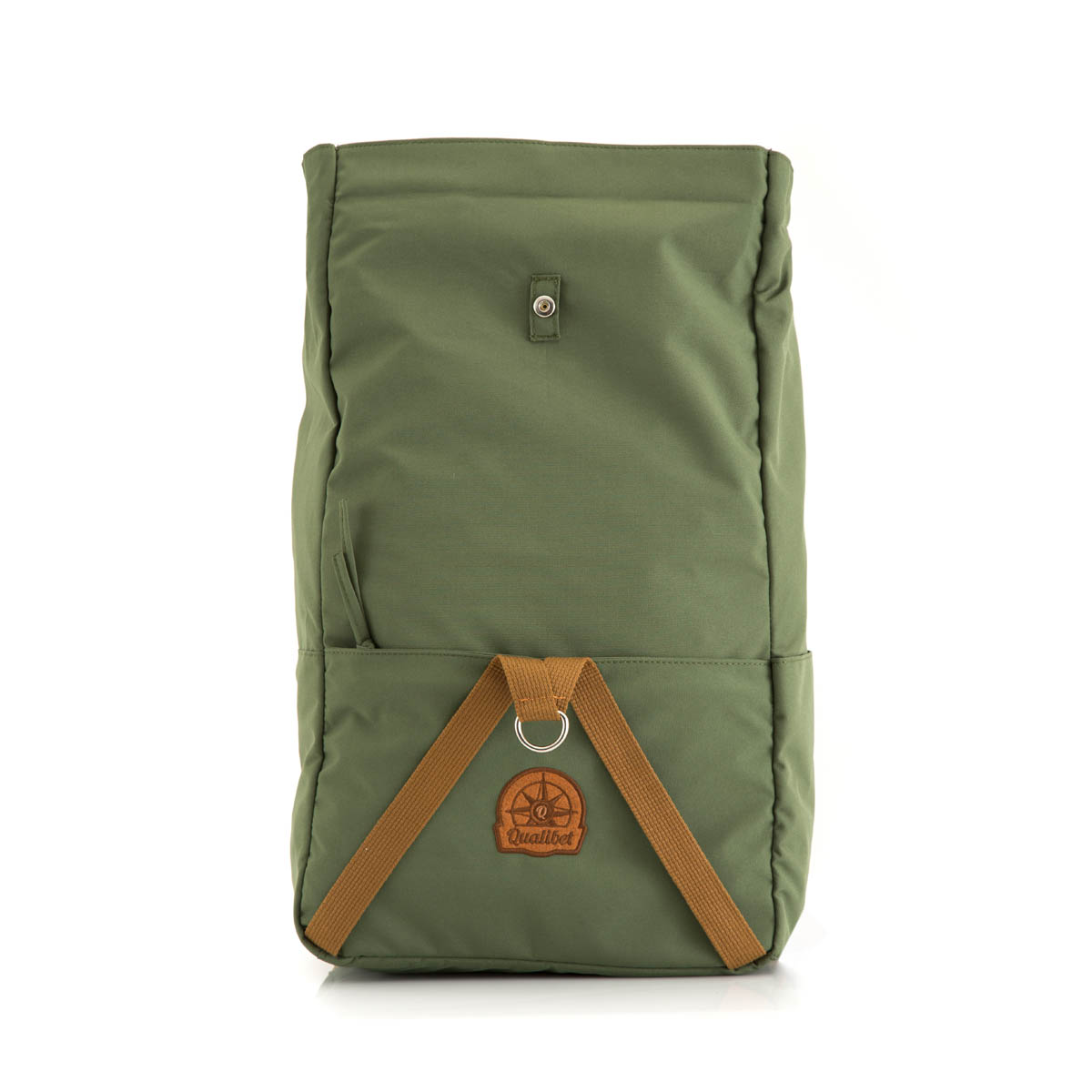 Rolltop Backpack Green