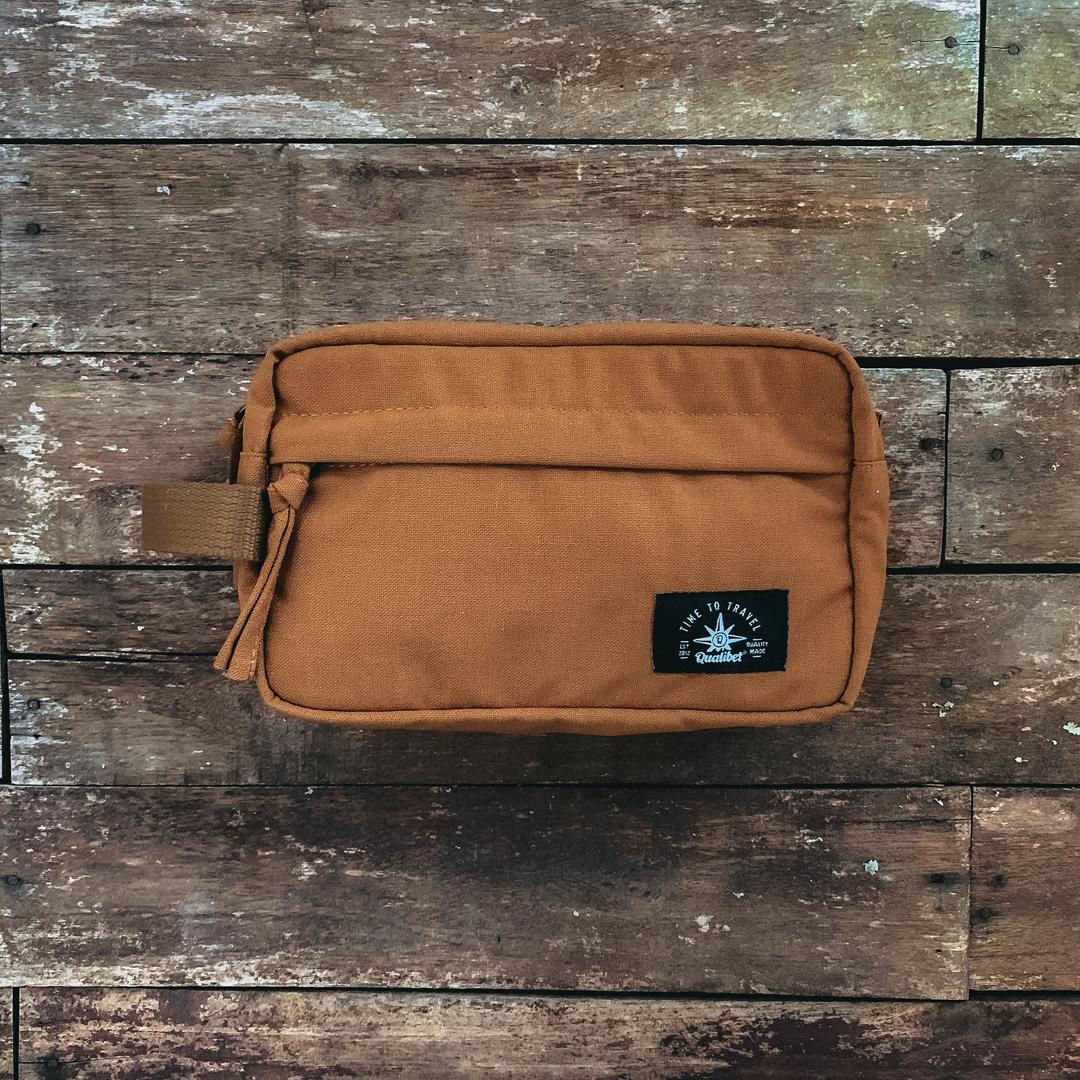 Travel Case Brown
