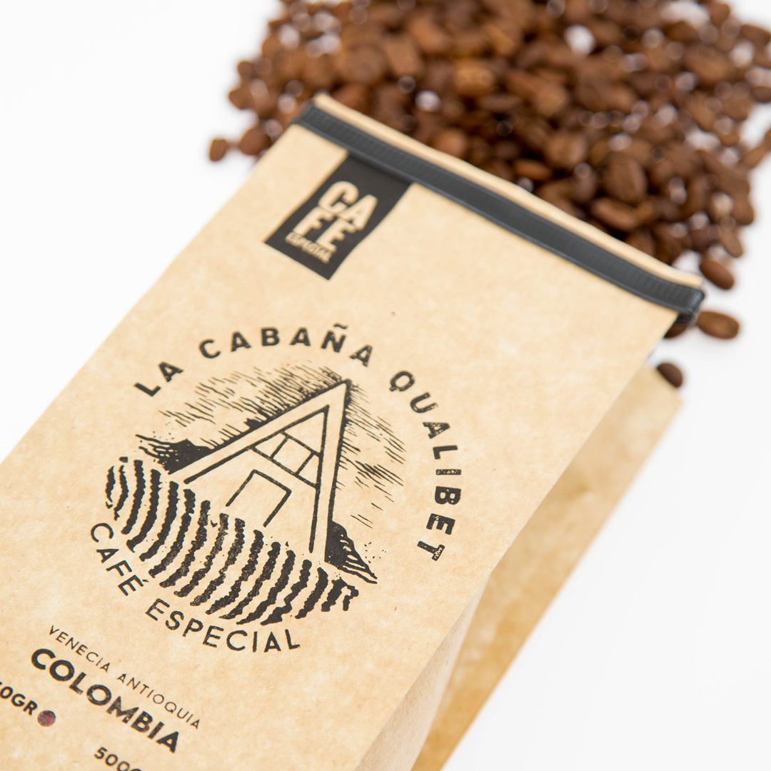 Café Especial La Cabaña Qualibet (250 gr)