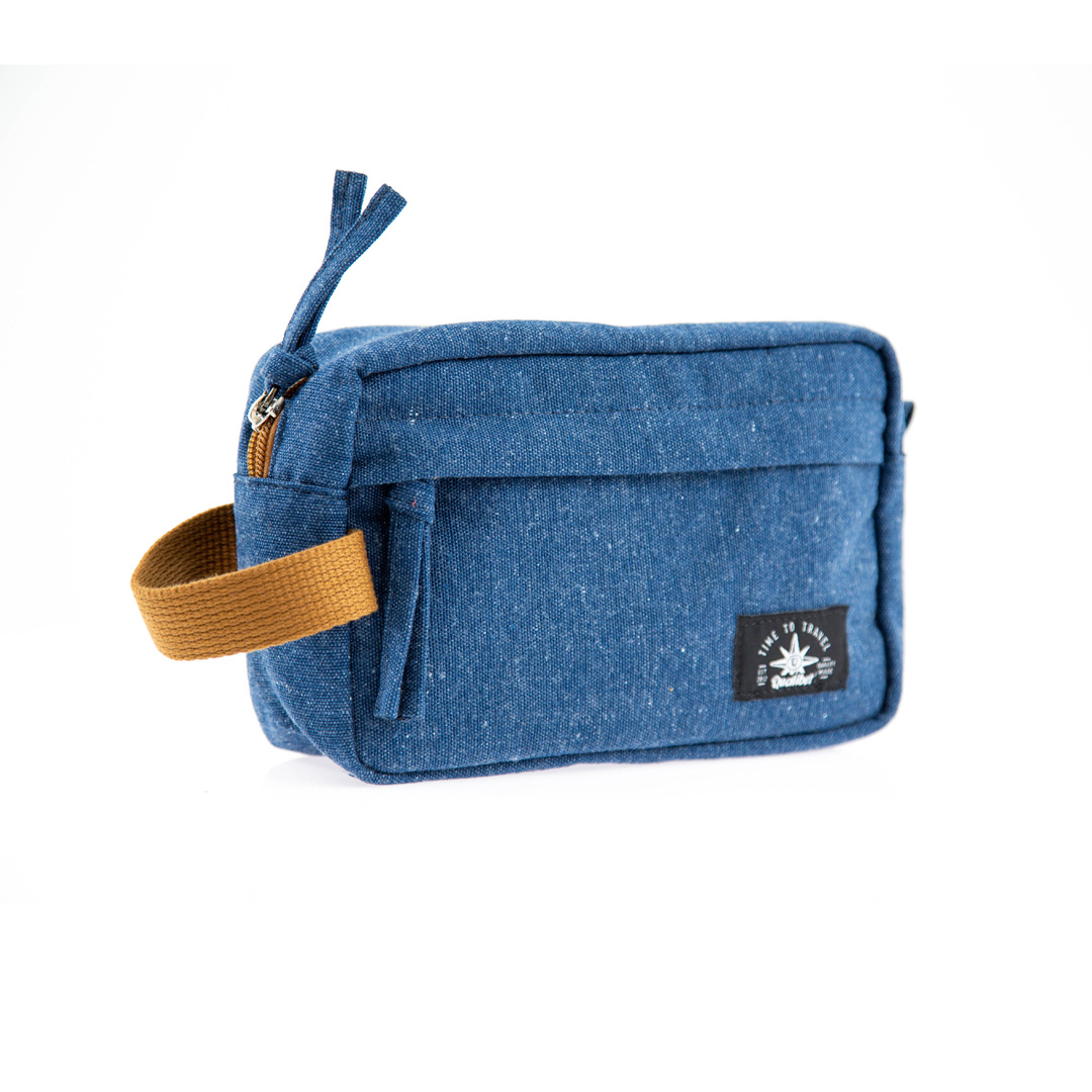 Travel Case Eco Blue