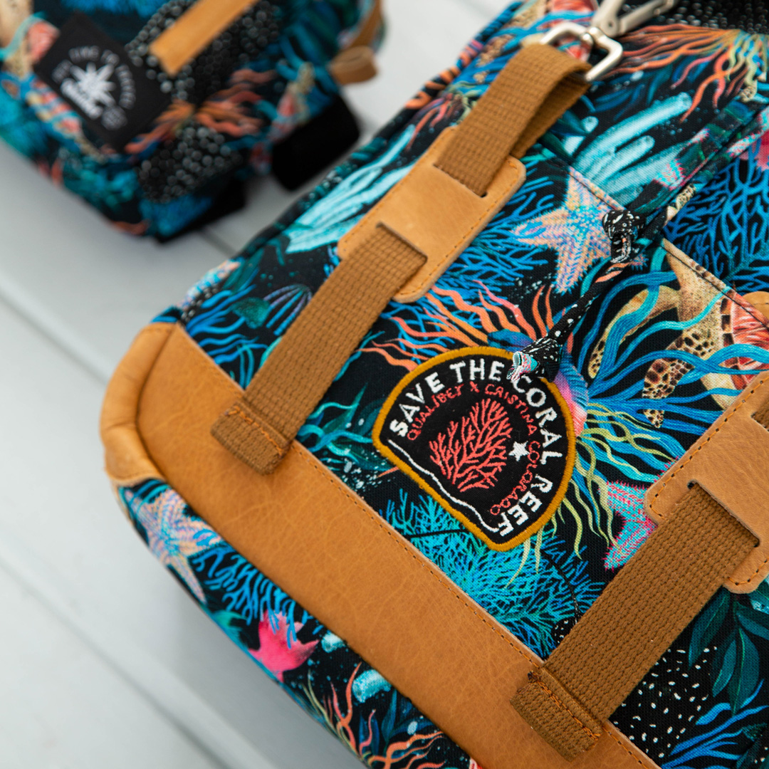 Ride Backpack Coral