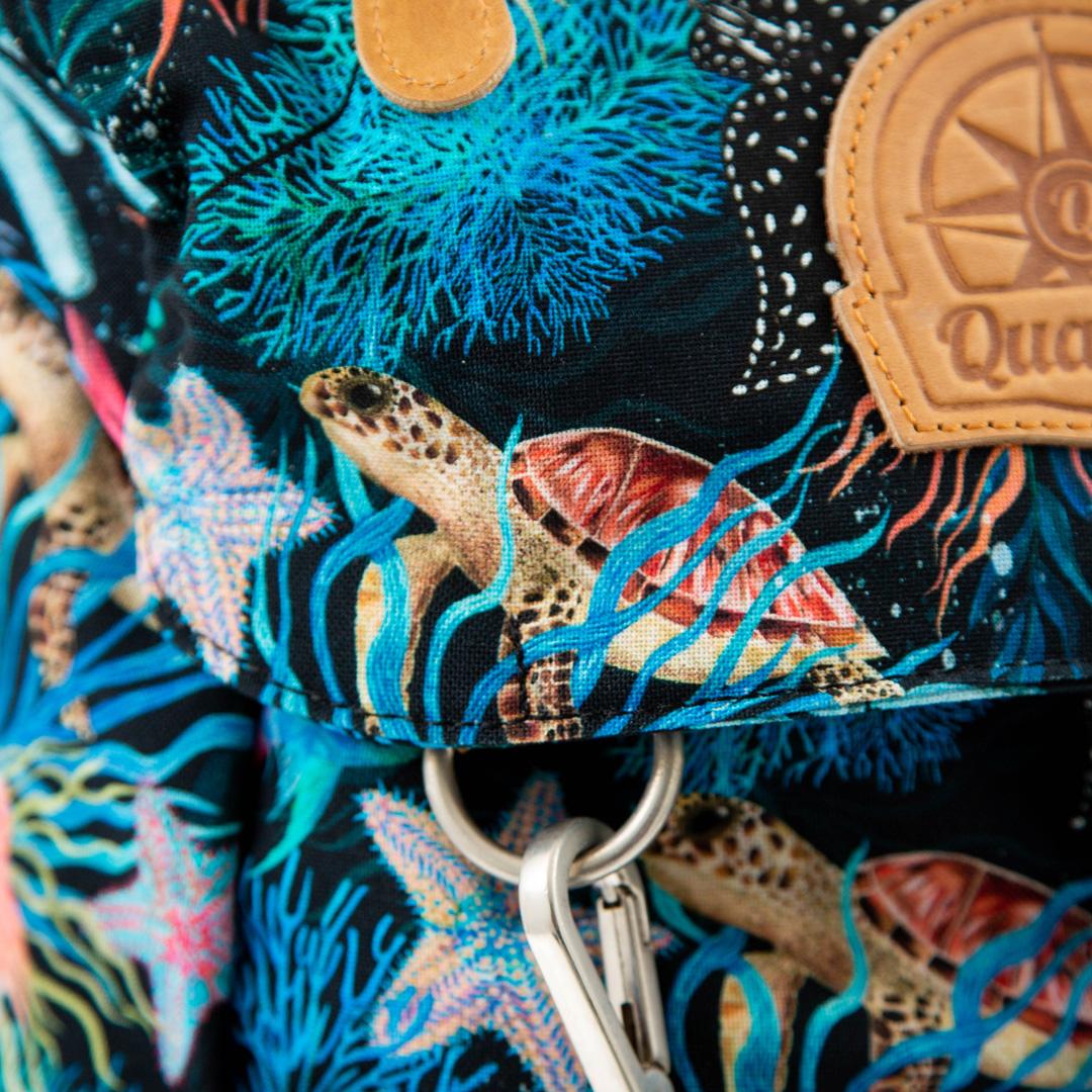 Ride Backpack Mini Coral