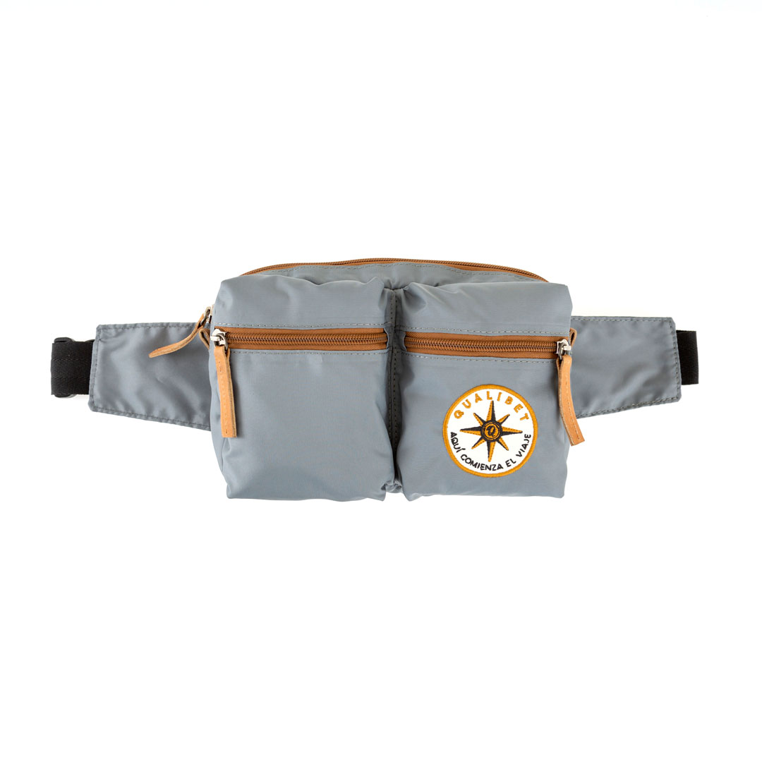 Hip Pack Gray
