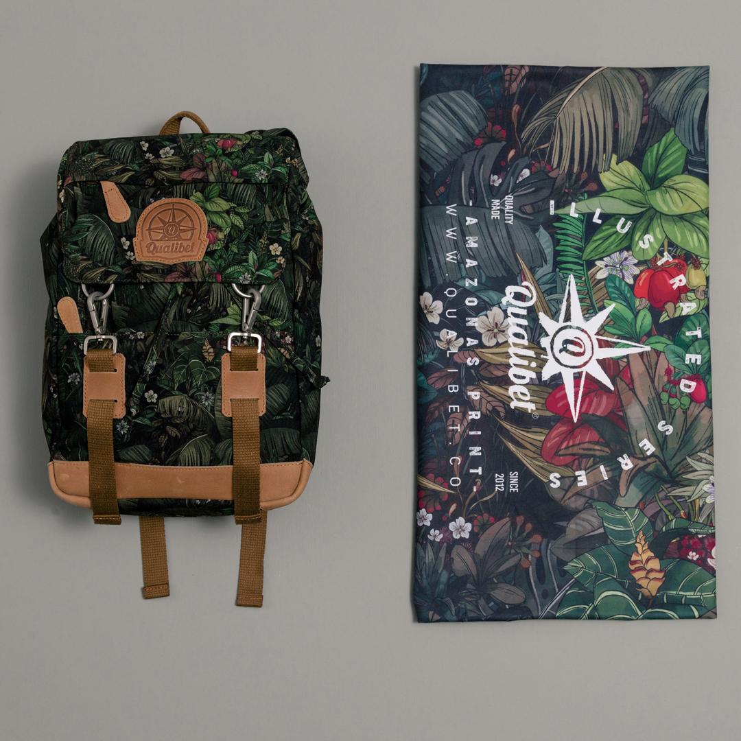 Kit Ride Amazonas (mini) & Toalla viajera