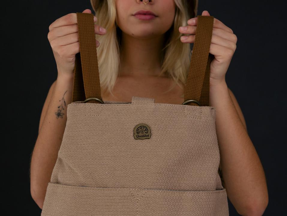 Elemental Bag Camel (Vegan)