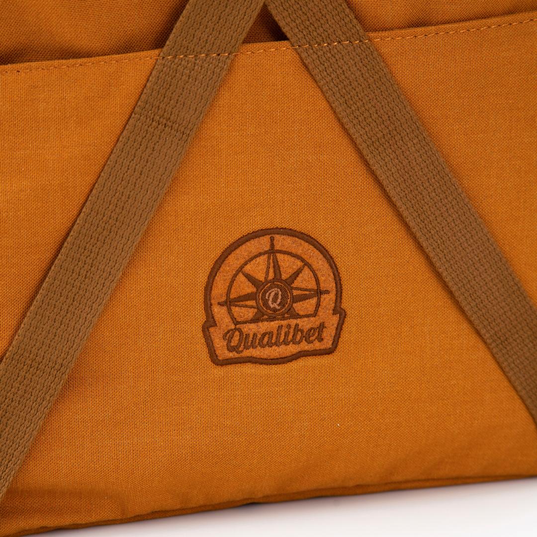 Rolltop Backpack 2.0 (Brown)