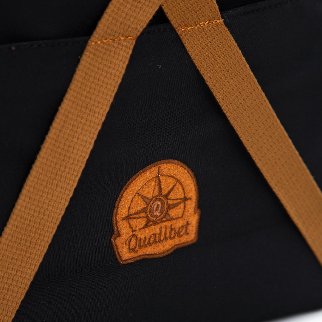 COMBO. Rolltop Backpack 2.0 + Camera Bag (Black)
