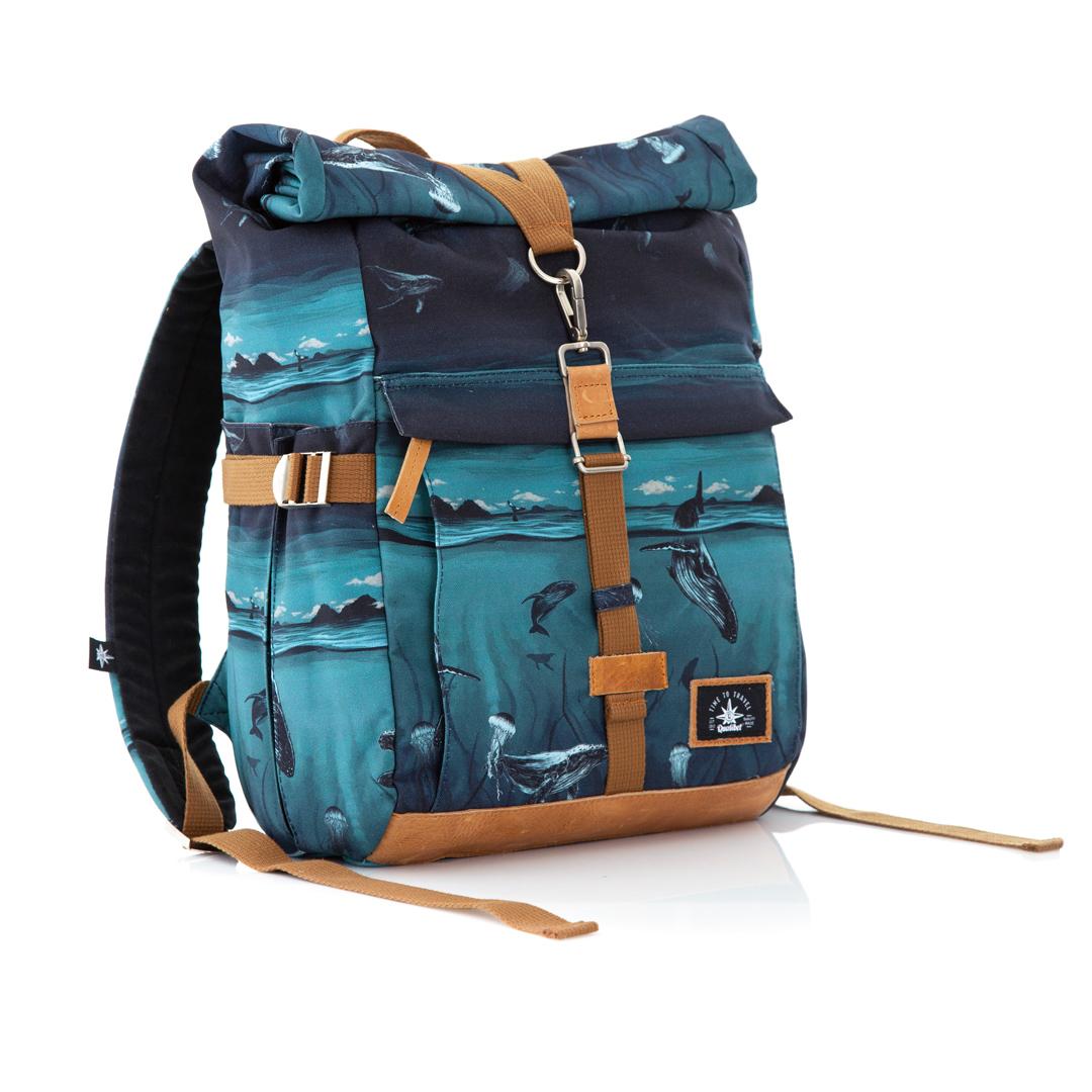 Biker Backpack Pacific