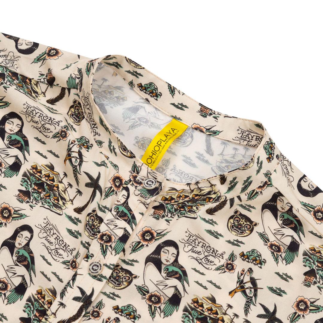 Long Shirt Tayrona / Camisón Playero